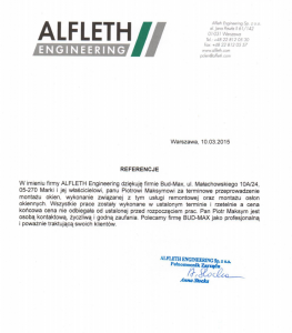 Afleth